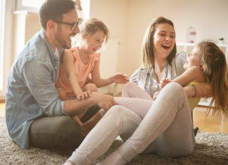 Dzieci w rodzinie patchworkowej