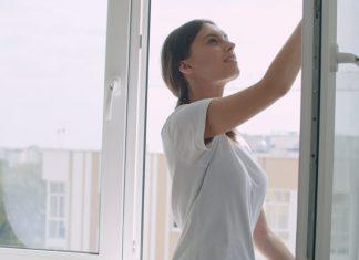 Okna bez smug